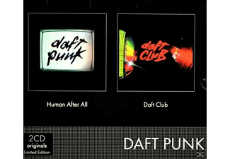 Daft Punk - 2cd Originals Boxset - (CD EXTRA/Enhanced)