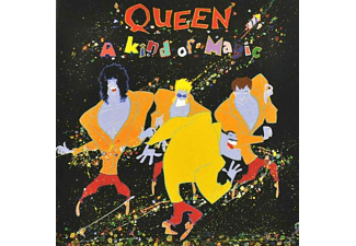 Queen - A Kind Of Magic (2011 Remastered) Deluxe Version - (CD)