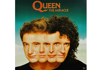 Queen - THE MIRACLE (2011 REMASTERED) DELUXE VERSION - (CD)