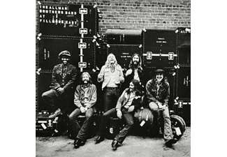 The Allman Brothers Band - At Fillmore East-Deluxe Edition (Jewel Case) - (CD)