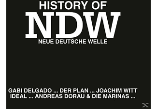 VARIOUS - History Of Ndw - (CD)