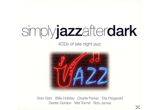 VARIOUS - Simply Jazz After Dark - (CD)