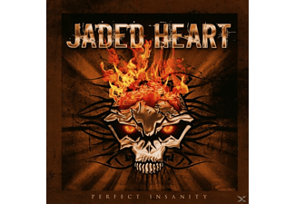 Jaded Heart - Perfect Insanity (Re-Release) [CD]
