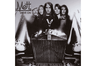 Mott the Hoople - Drive On (Lim.Collector's Edition) - (CD)