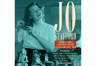 Jo Stafford - Selected Sides 1943-1960 [CD]