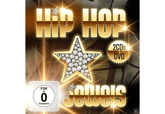 VARIOUS - Hip Hop Jewels.2cd+Dvd - (CD + DVD Video)