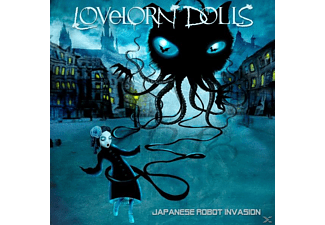 LOVELORN DOLLS - Japanese Robot Invasion - (CD)
