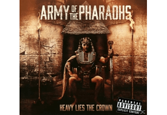 Army Of The Pharaohs - Heavy Lies The Crown - (CD)