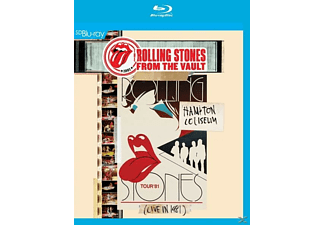 The Rolling Stones - From The Vault-Hampton Coliseum Live In 1981 - (Blu-ray)