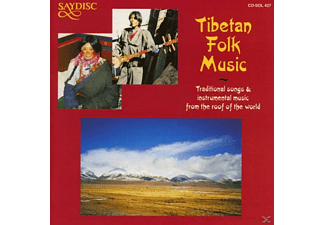 VARIOUS - World Music-Tibetan Folk Music - (CD)