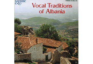 VARIOUS - Vocal Traditions of Albania - (CD)