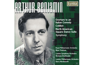Brait Various Orchestras / Fredman - Overture to an Italian Comedy/C - (CD)