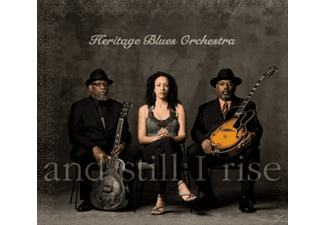 Heritage Blues Ochestra - And Still I Rise (180gr.Lp) - (Vinyl)