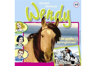 WARNER MUSIC GROUP GERMANY Wendy 49: Das große Springturnier
