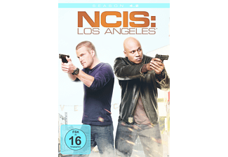 Navy CIS: L.A. - Staffel 4.2 - (DVD)