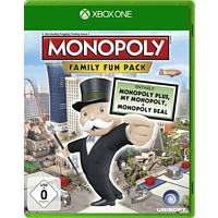 Monopoly Family Fun Pack [Xbox One]