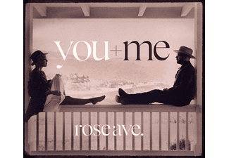 You+Me - Rose Ave. (CD)