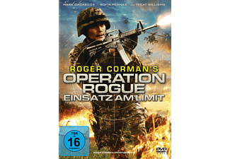Roger Corman's Operation Rogue - Einsatz am Limit - (DVD)
