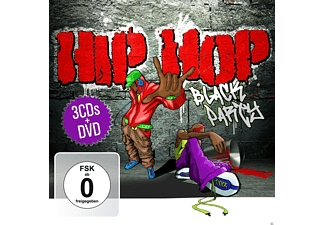 VARIOUS - Hip Hop Black Party (3cd+Dvd) - (CD + DVD Video)