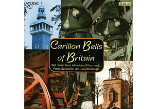Variouscarillons - Carillons of Great Britain - (CD)