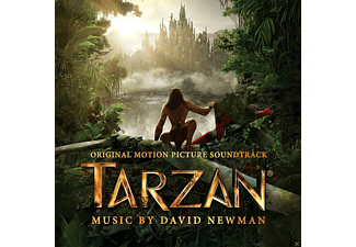 David Ost / Newman - Tarzan [CD]