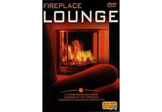 Fireplace Lounge - (DVD)