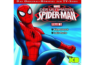 WARNER MUSIC GROUP GERMANY Ultimate Spiderman Folge 5