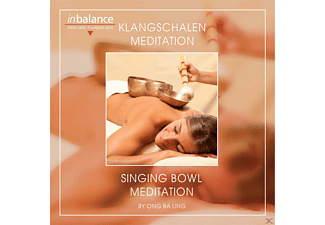 Ong Ba Ling - Klangschalen Meditation - Singing Bowl Meditation - (CD)