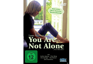 YOU ARE NOT ALONE - (DVD)