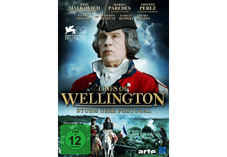 Lines of Wellington – Sturm über Portugal - (DVD)