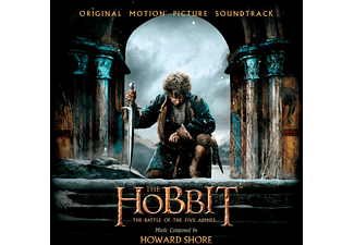 Howard Shore - The Hobbit: The Battle Of The Five Armies | CD