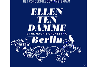 Ellen Ten Damme & The Magpie Orchestra - Berlin | CD