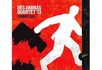 Dés András Quartet '13 - Tourist No.1 (CD)