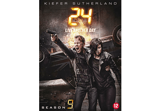 24 Live Another Day Saison 9 Série TV