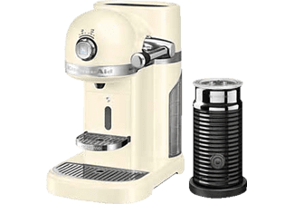 KITCHENAID 5KES0504EAC/4 Nespresso Kapselmaschine, Almond Cream