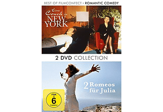 ROMANTIC COMEDY BOX - (DVD)