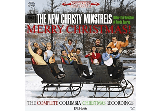 New Christmas Minstrels - Merry Christmas - (CD)