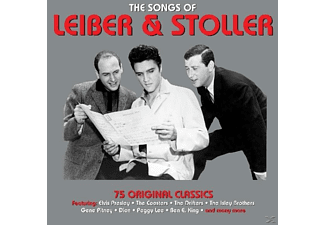 VARIOUS - Songs Of Leiber & Stoller - (CD)