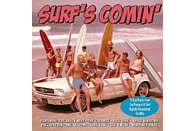 VARIOUS - Surf's Song [CD]