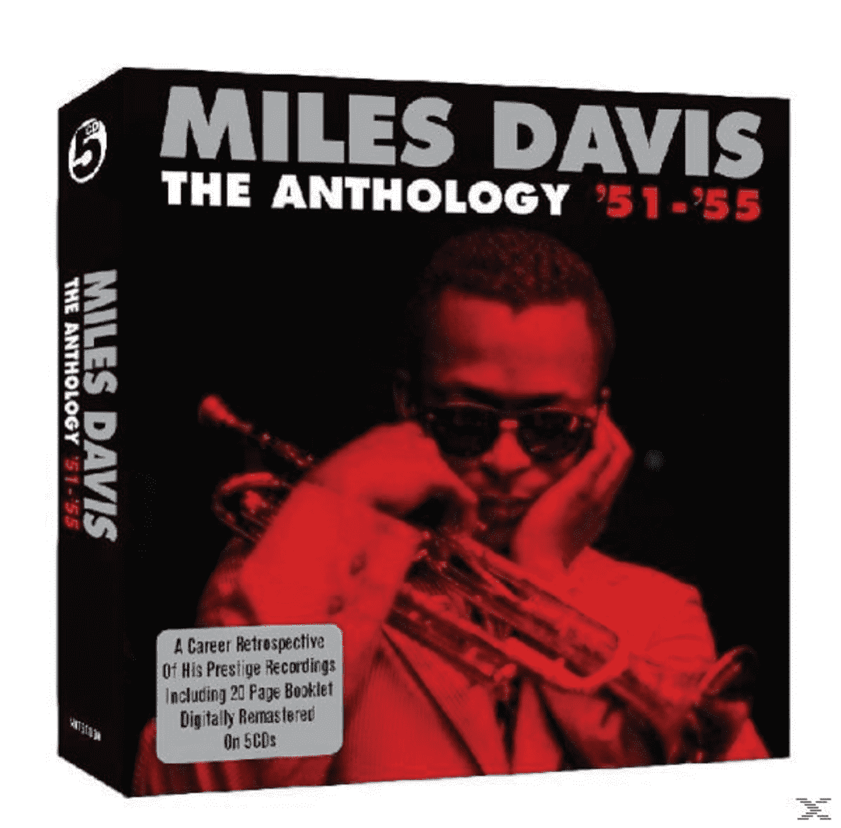 The Anthology ´51-´55 (20 Page Booklet) Miles Davis auf CD