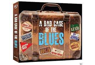 A Bad Case Of The Blues - A Bad Case Of The Blues - (CD)