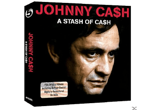 Johnny Cash - A Stash Of Cash (20 Page Booklet) - (CD)