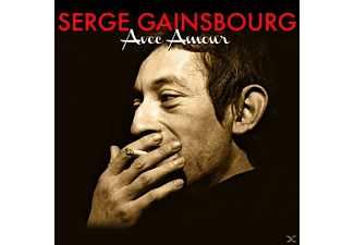 Serge Gainsbourg - Avec Amour [CD]