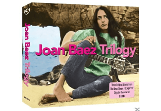 Joan Baez - Trilogy - (CD)