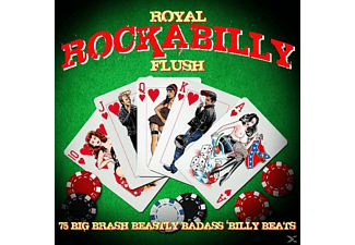 VARIOUS - Royal Rockabilly Flush [Box-Set] - (CD)