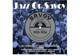 VARIOUS - Jazz On Savoy 1955-56 - (CD)