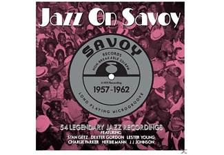 VARIOUS - Jazz On Savoy 1957-62 - (CD)