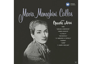 Maria Callas - Lyric & Coloratura Arias (Remastered 2014) - (CD)