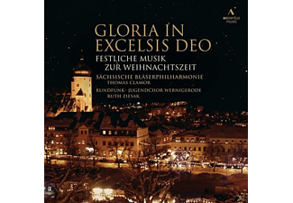 Rundfunk-jugendchor Wernigerode - Gloria In Excelsis Deo - (CD)