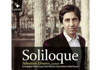 Sebastien Llinares - Soliloque - (CD)